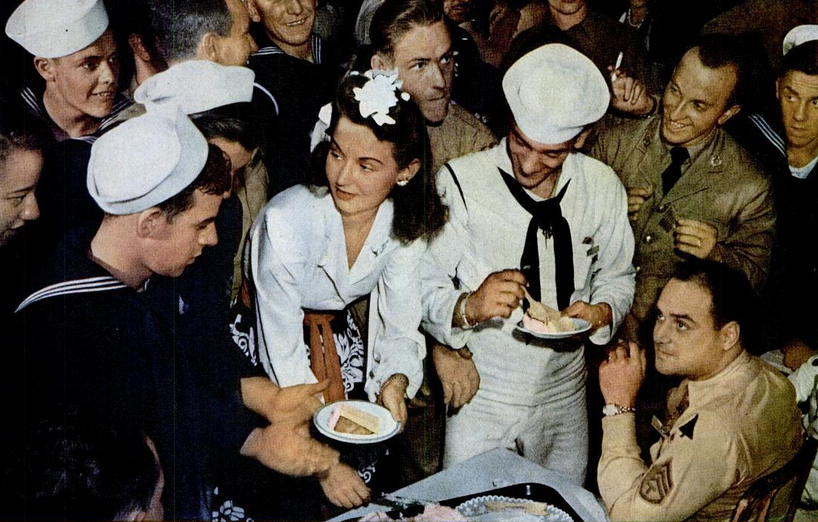 Birthday-Party-in-1944