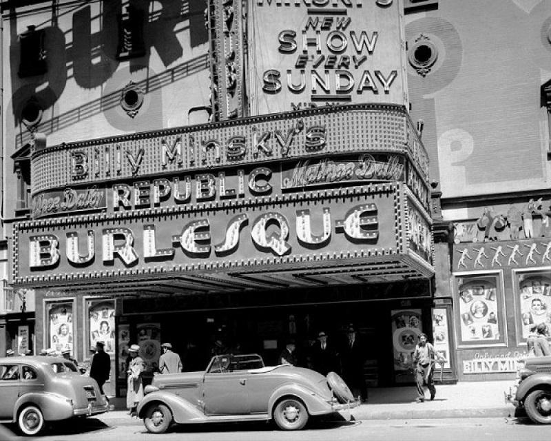 Burlesque-Club