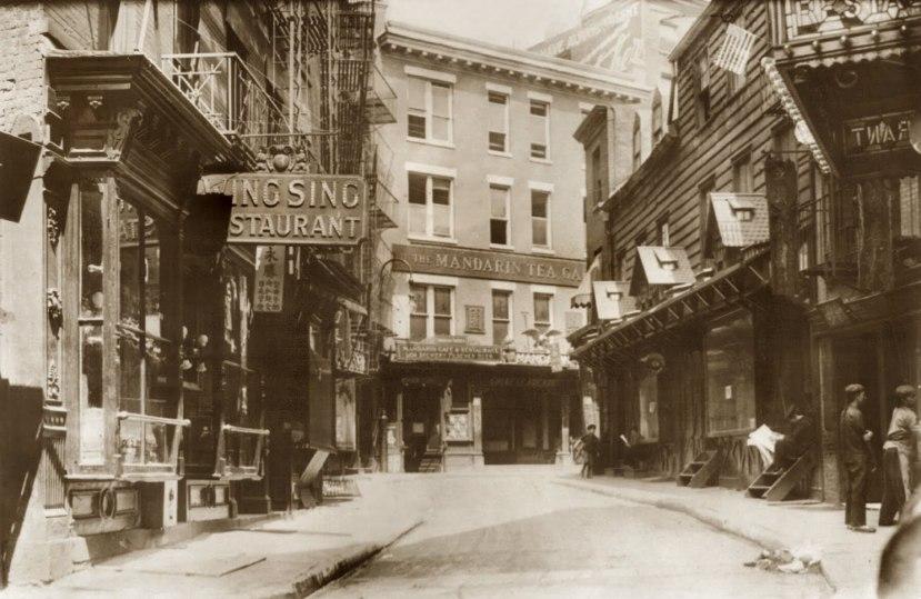 Doyers-Street