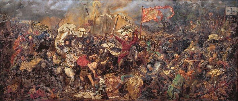 Jan-Matejko_1878_Battle_of_Grunwald