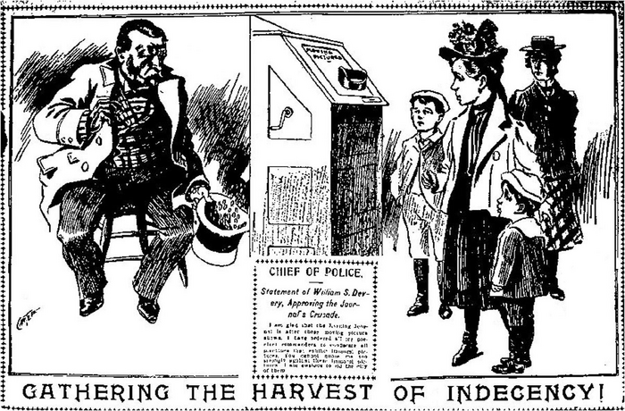 New York Evening Journal November 29 1899