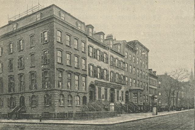 2nd Ave East Side 1892